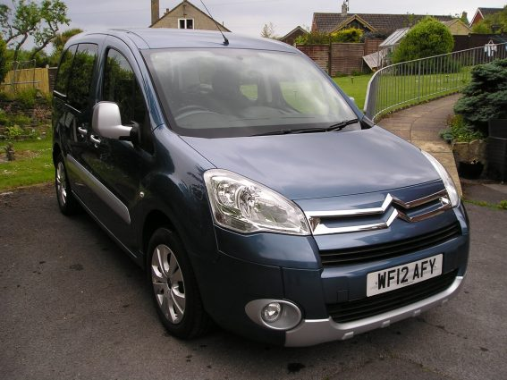 (12) 2012 Citroen Berlingo 1.6HDI 90 BHP